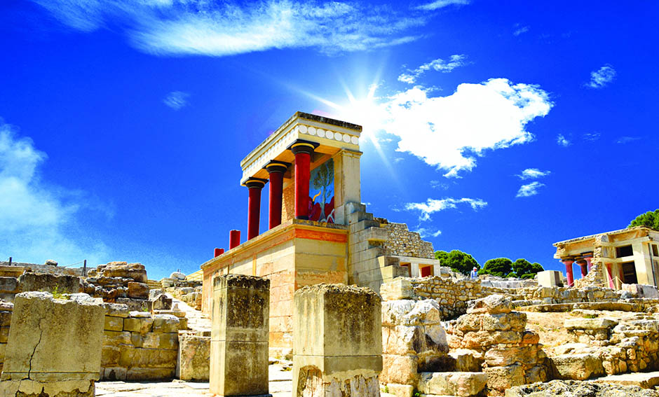 Heraklion Antiquities Tour